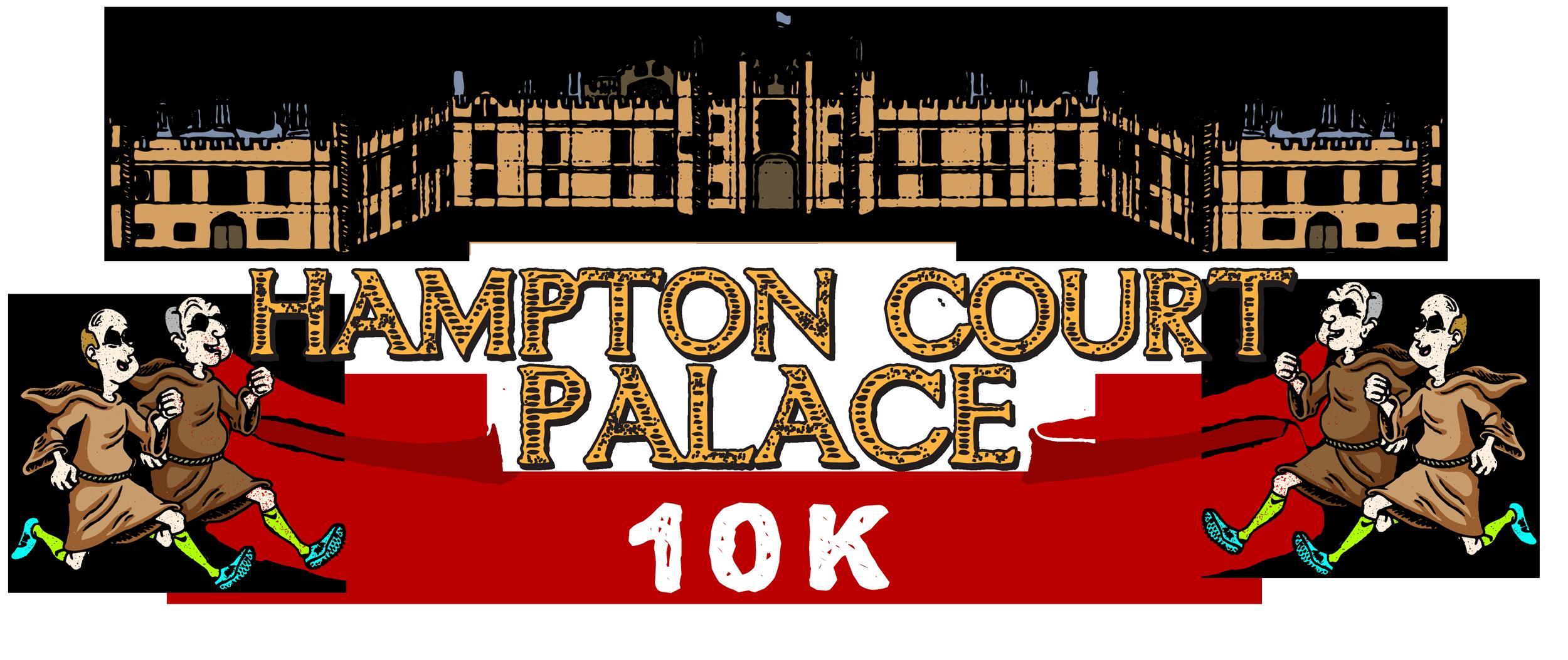 Hampton Court Palace 10k